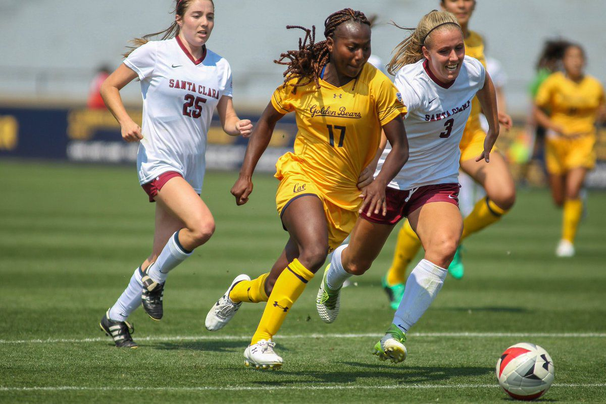 Abi Kim and the Golden Bears will look to defeat the visiting Santa Clara  for the 2nd time in Edwards Stadium this year. Cal Women s Soccer Twitter 8fdb09b40