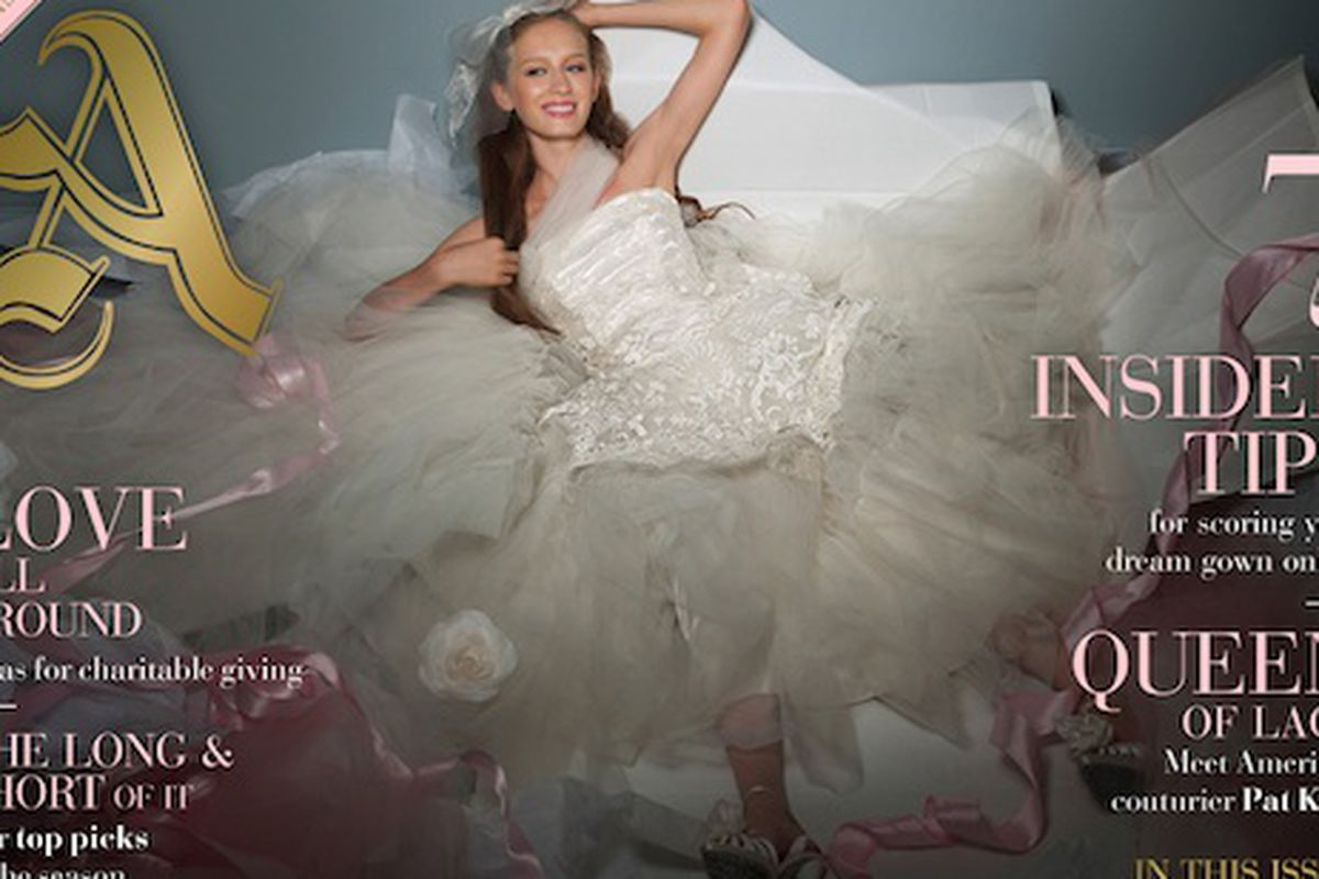 Wedding Dress Flash Sale Site The Aisle New York Launches Today - Racked