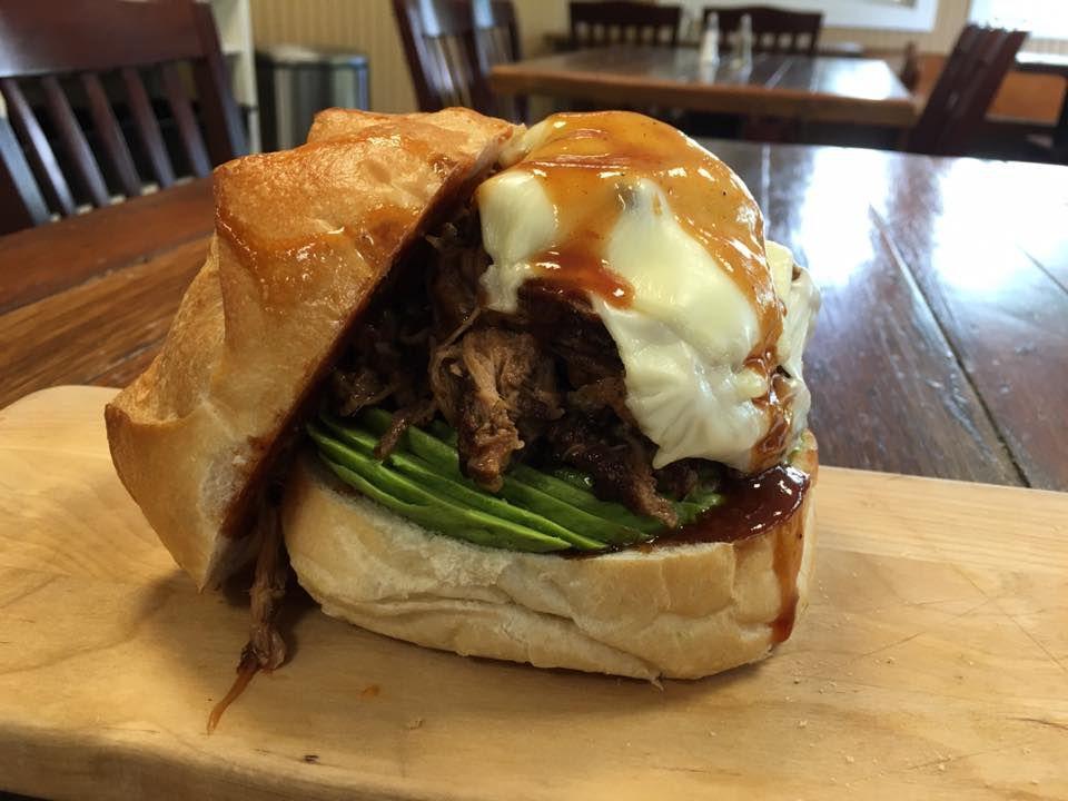 Jules Kitchen sandwich