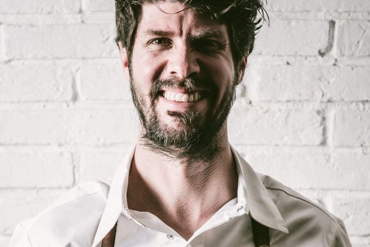 Paulo Airaudo will bring Michelin star San Sebastian restaurant to London's Hackney Town Hall