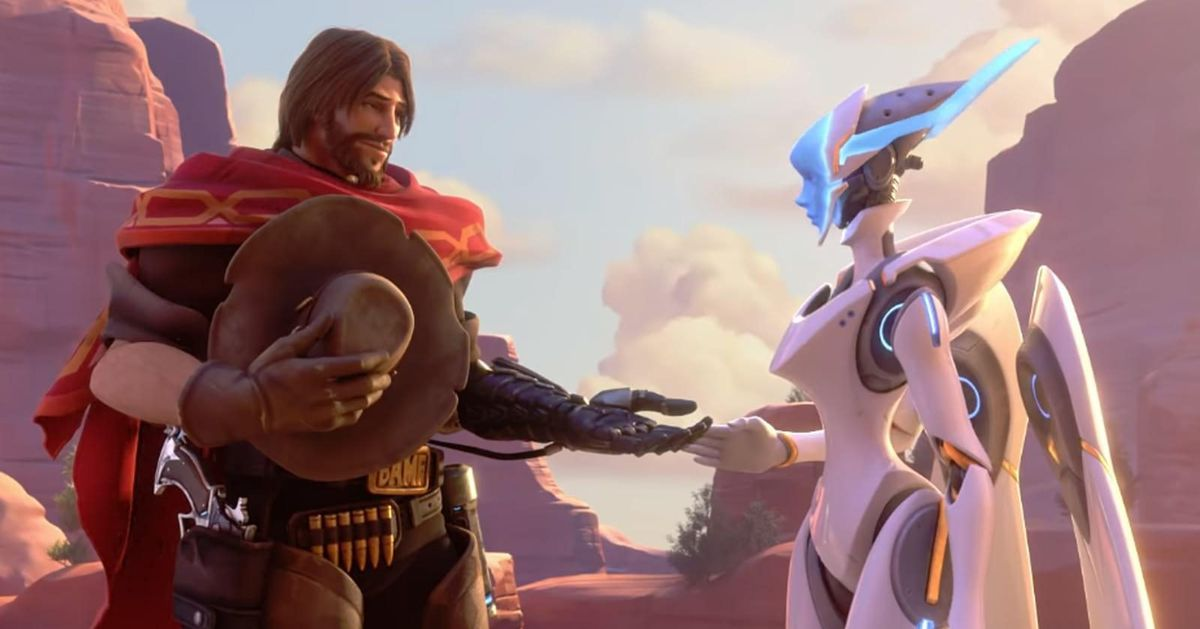 Overwatch's McCree has a new name: Cole Cassidy