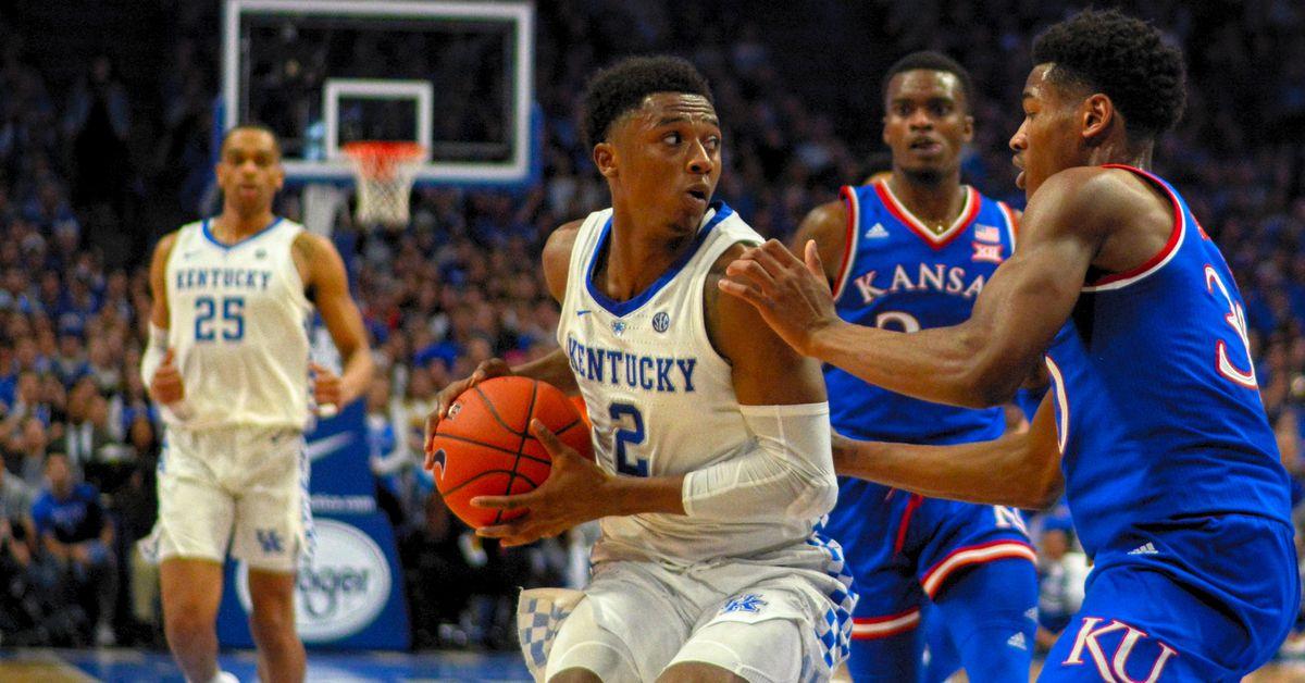 Kentucky Basketball Roster Power Rankings Offseason: College Basketball Top 25 Polls, NET, Power Rankings And