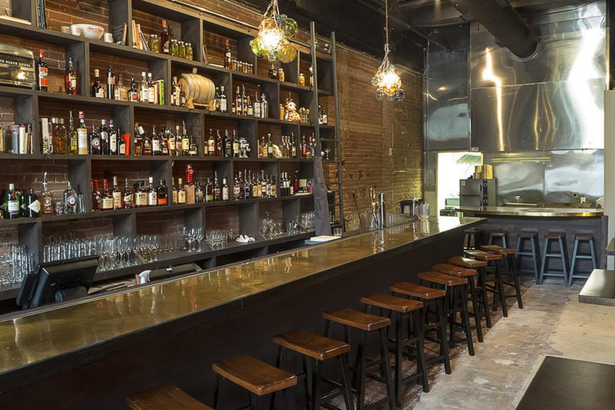 Bar at Goro & Gun