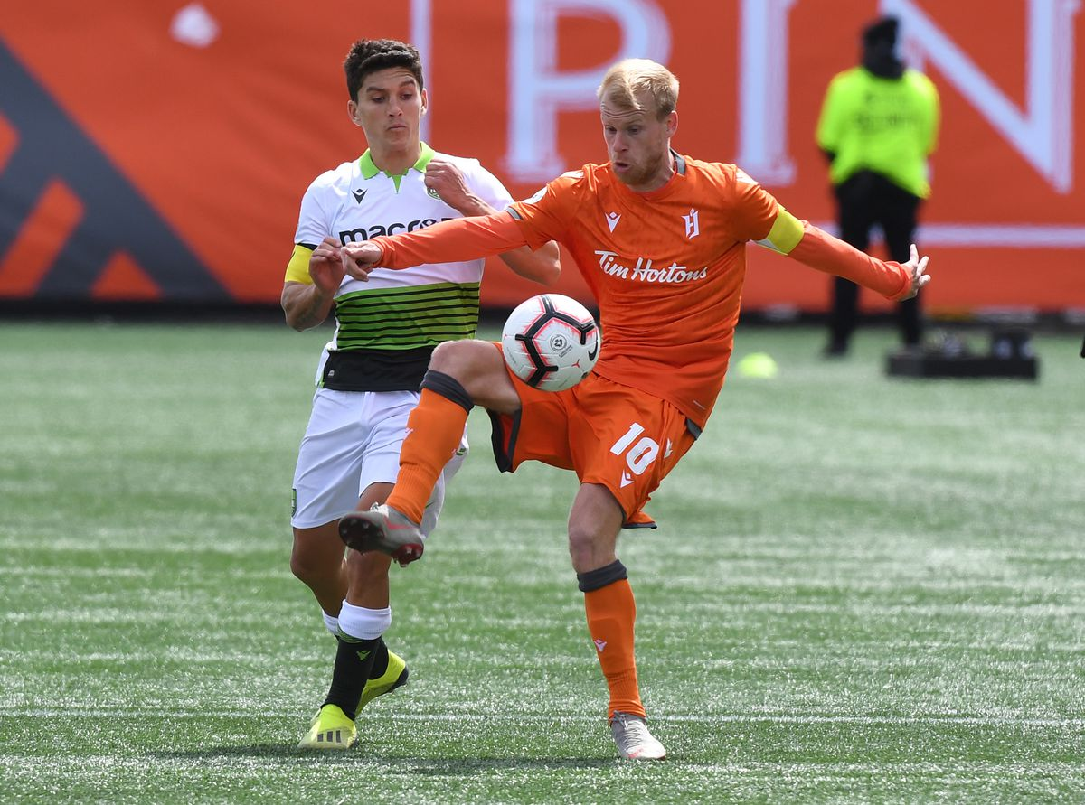 CPL: York9 FC at Forge FC