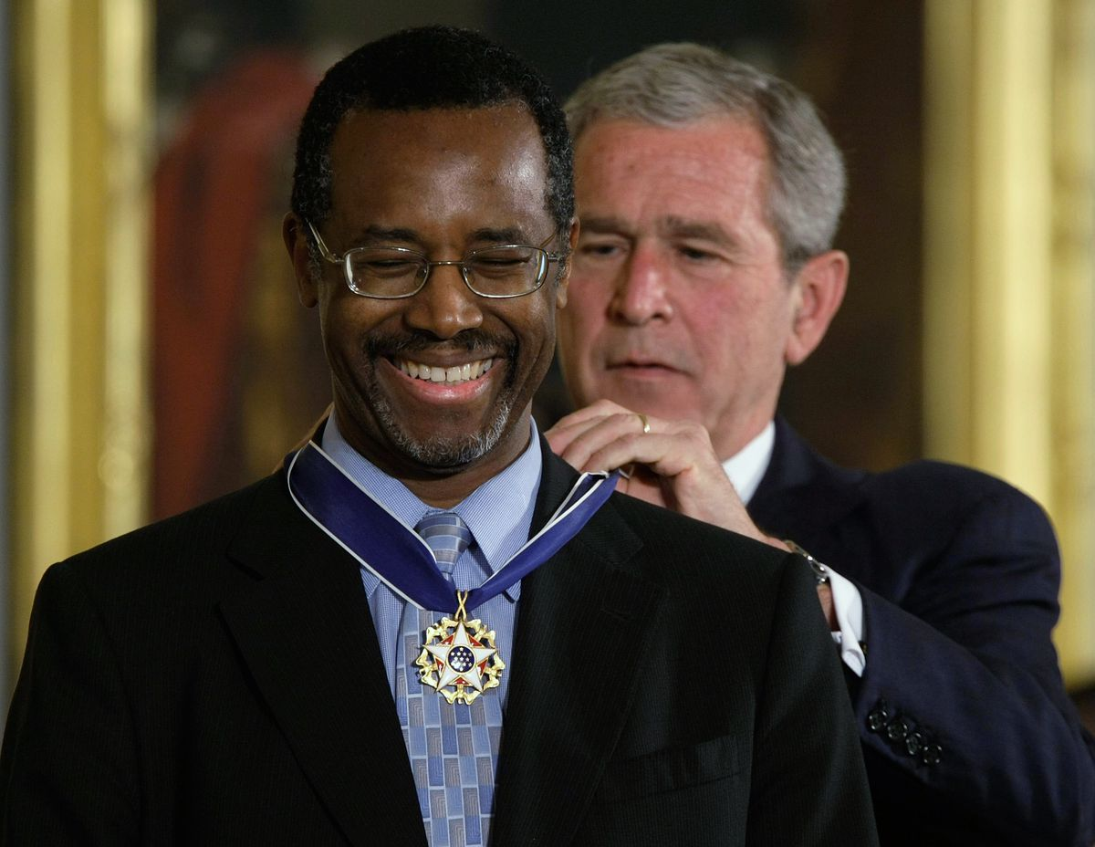 Six Americans Honored With Presidential Medal Of Freedom