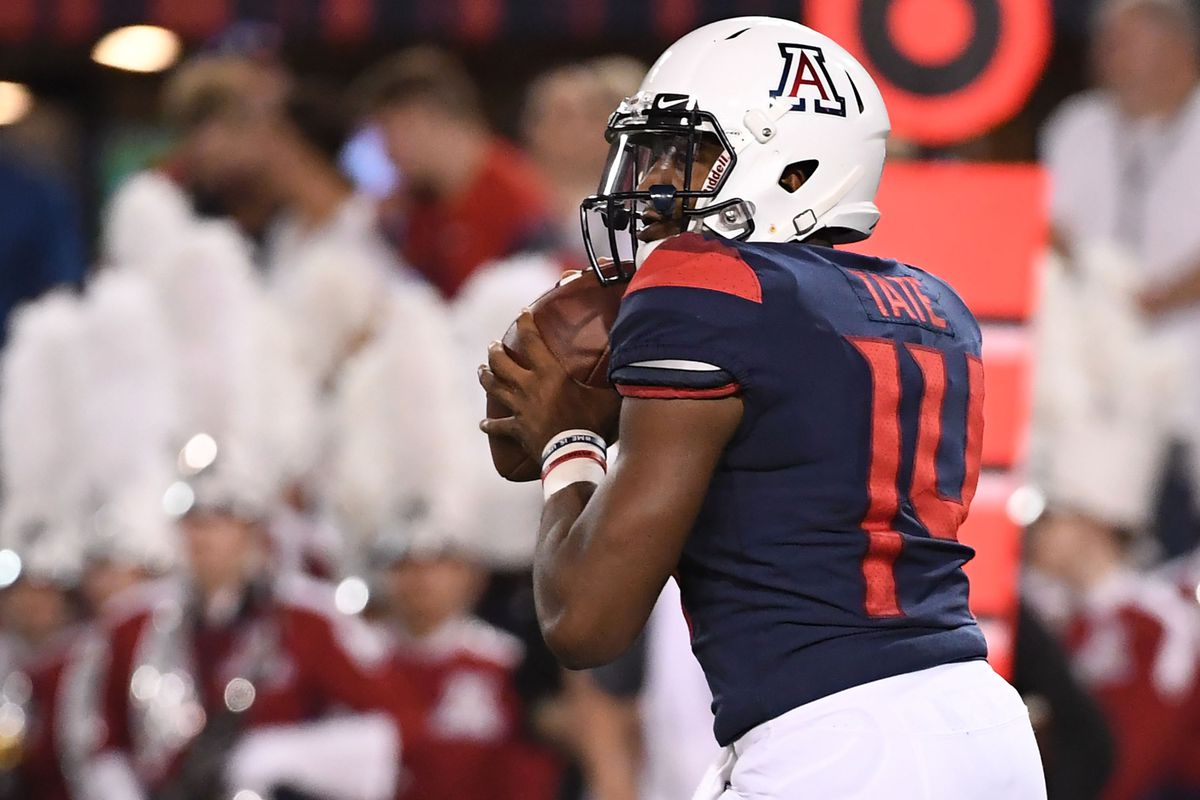 best service 16d39 8ad37 Know your opponent: Previewing the Arizona Wildcats offense ...