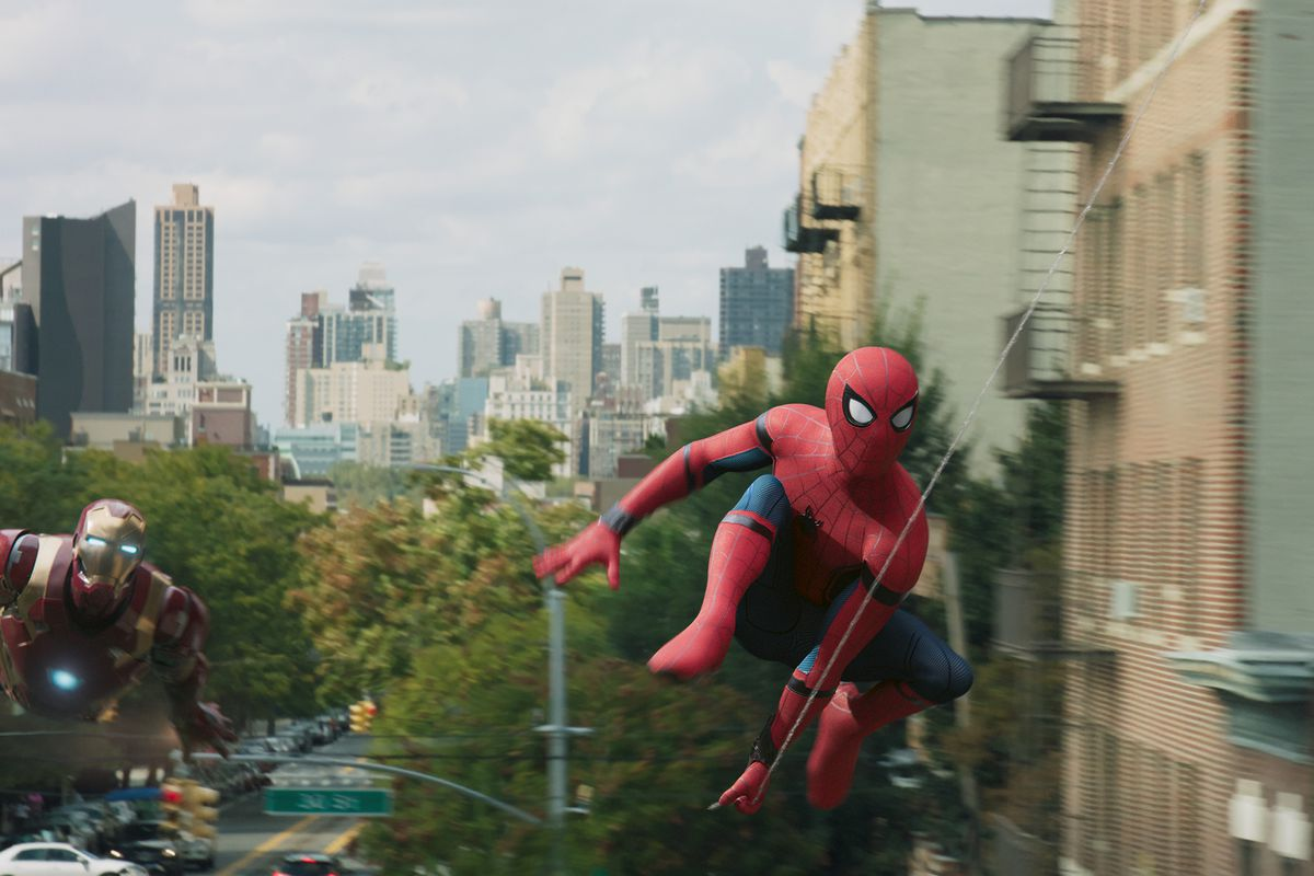 Spider Man Homecoming S Big Character Reveal Might Not Mean What