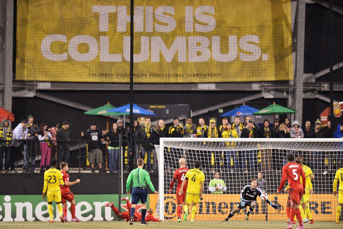 Toronto FC v Columbus Crew SC