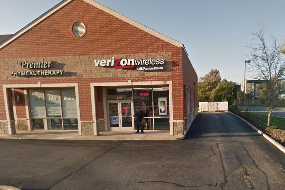 Three Chicago men tied up people inside a Verizon Wireless and stole merchandise Feb. 15, 2020 in Joliet.