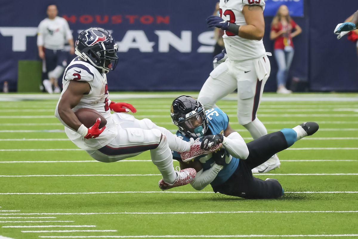 NFL: SEP 12 Jaguars at Texans