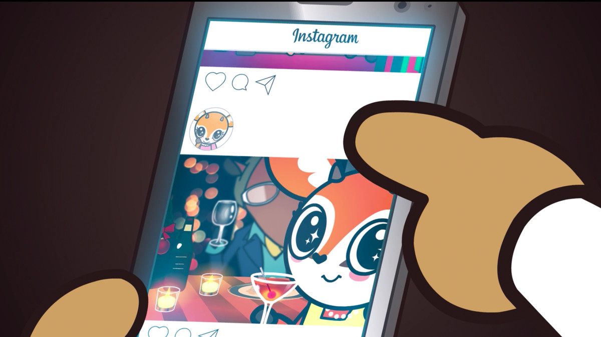 Aggretsuko Christmas.Aggretsuko S Holiday Special Nails The Ups And Downs Of The