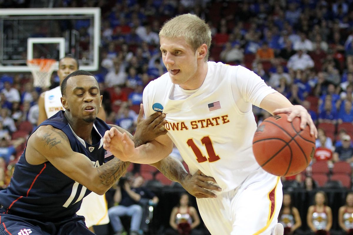 Iowa St. may have run past UConn, but I'm over it.