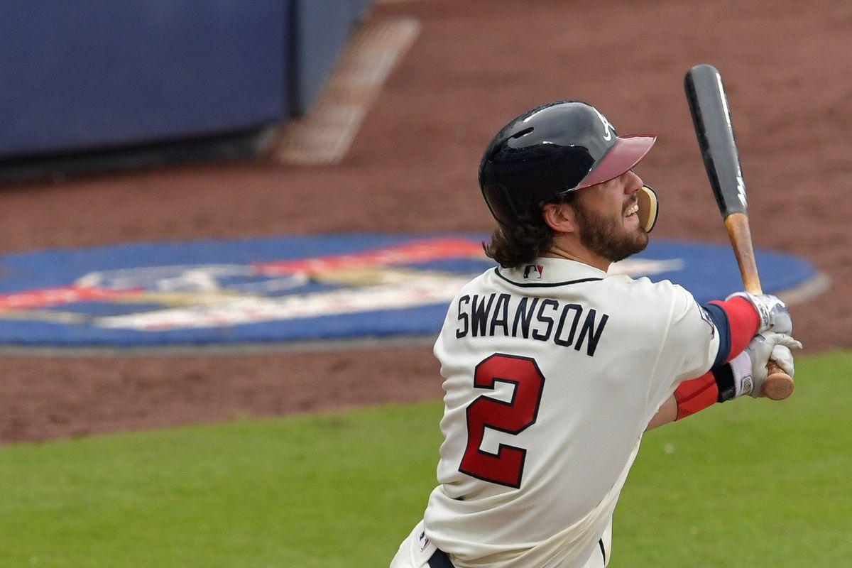 MLB: Washington Nationals at Atlanta Braves