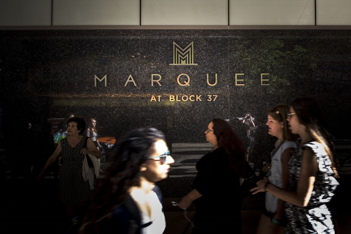 Marquee at Block 37 apartments