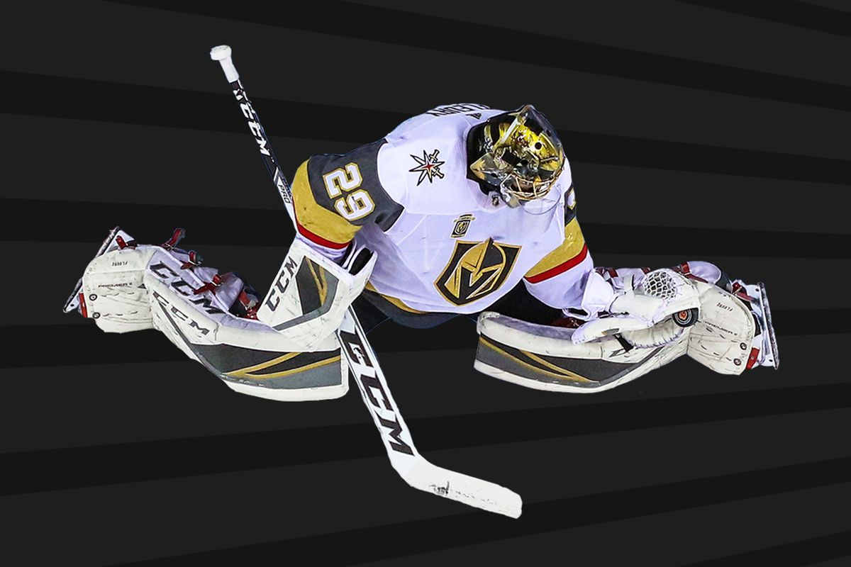 Marc-Andre Fleury is the perfect contradiction for the Golden Knights 77259a65b