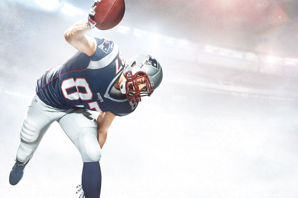 Madden Nfl 17 Leak Suggests Rob Gronkowski Is Cover