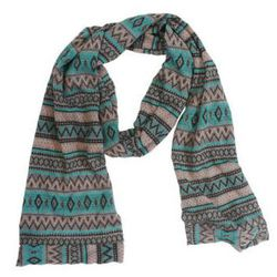 """<strong>Erica Tanov</strong> Aztec Scarf, <a href=""""http://ericatanov.com/store/product_info.php?products_id=527"""">$55</a> (was $110)"""