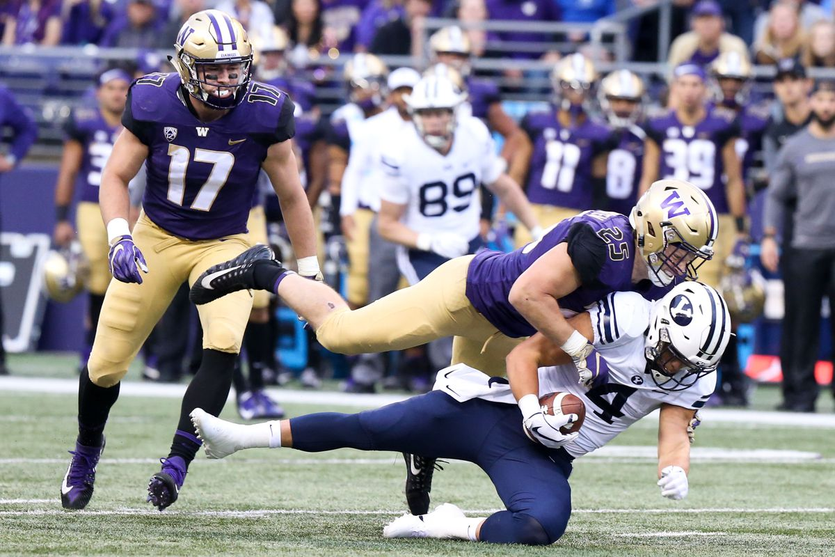 How To Watch #22 Washington at BYU: Time, TV, Radio, Streaming, & More