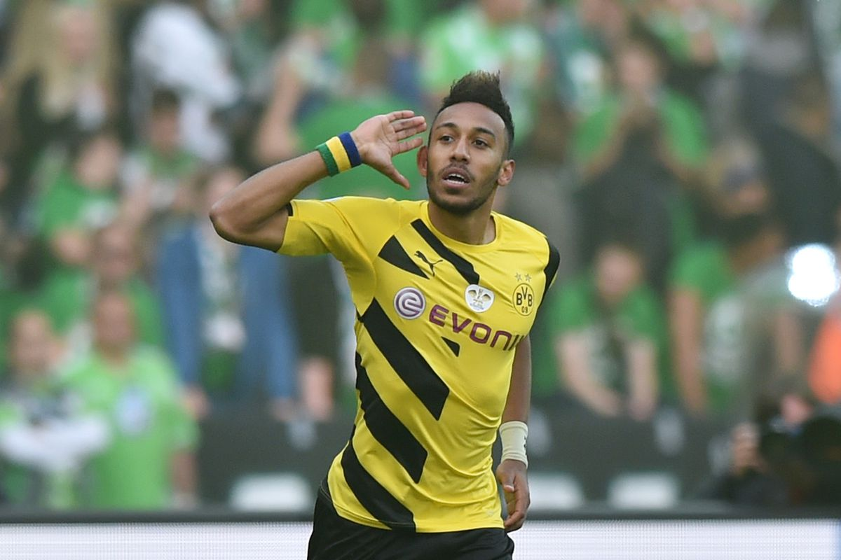 DFB Pokalfinale Borussia Dortmund - VfL Wolfsburg