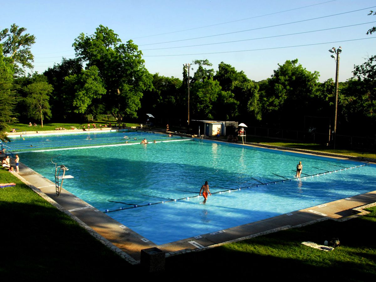 Best Places To Swim In Austin Curbed Austin