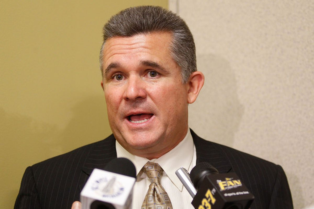 Todd Graham's first recruiting class at Pitt is in (Photo by Jared Wickerham/Getty Images)