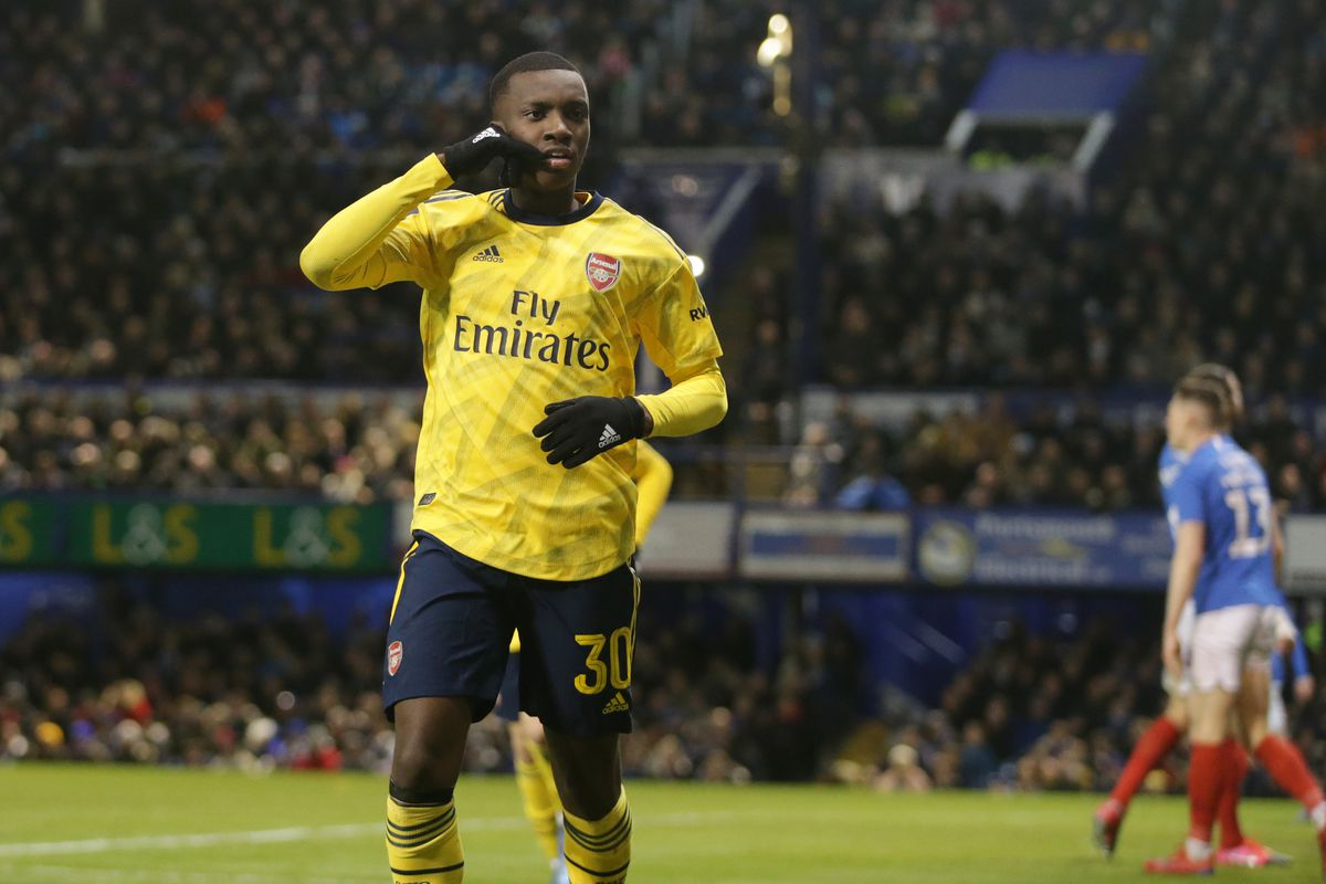 Portsmouth FC v Arsenal FC - FA Cup Fifth Round