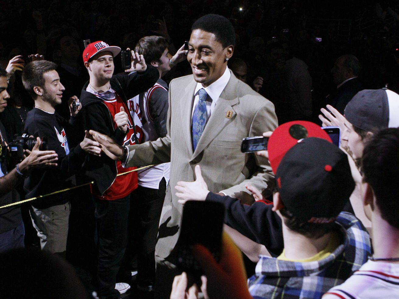 Former Bulls player Scottie Pippen's new autobiography will be released in November.