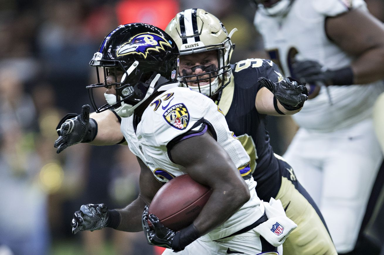 Drew Brees Looks to Finally Beat the Baltimore Ravens in 2018