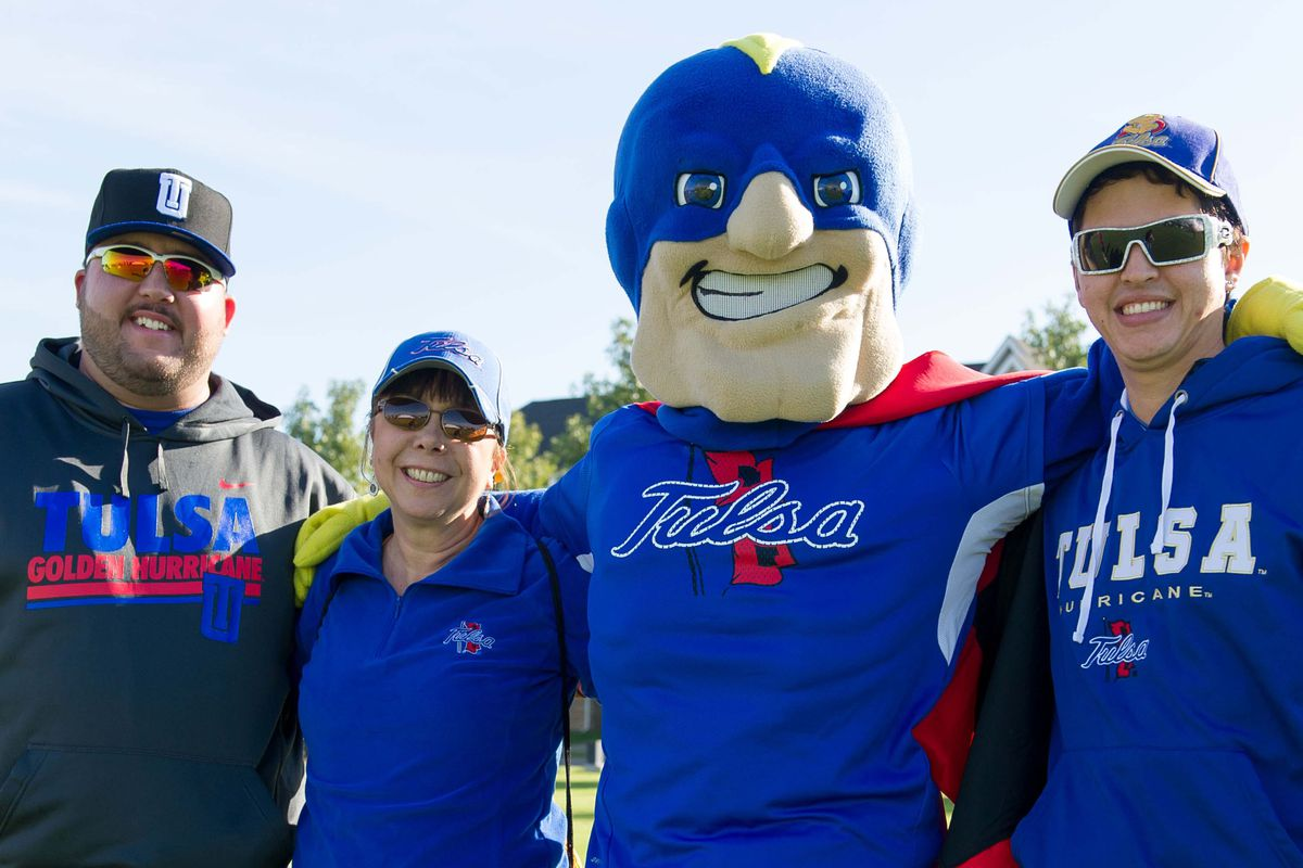 NCAA Football: Houston at Tulsa