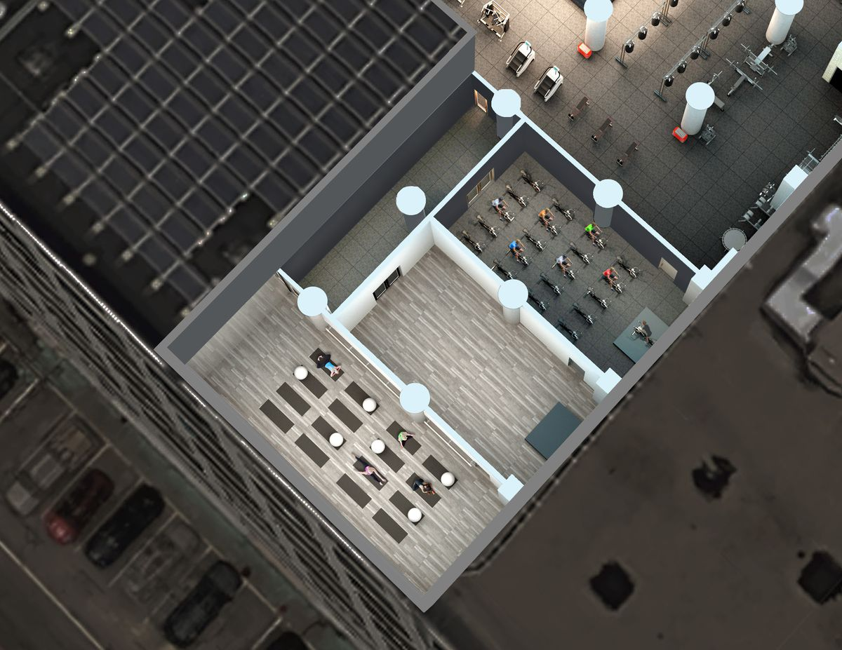 Reebook's Boston headquarters: First renderings of Seaport District space [Curbed  Boston]