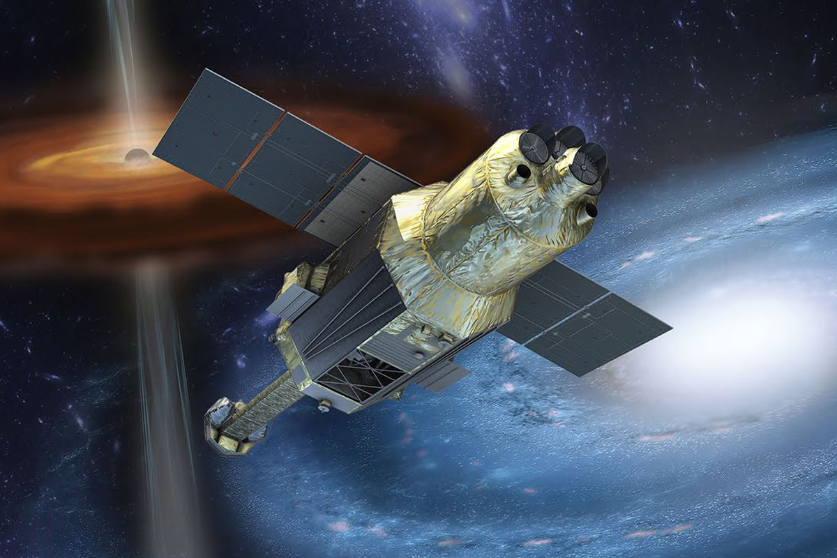 Japan Loses Contact With Its Newest Astronomy Satellite Hitomi - Newest satellite images