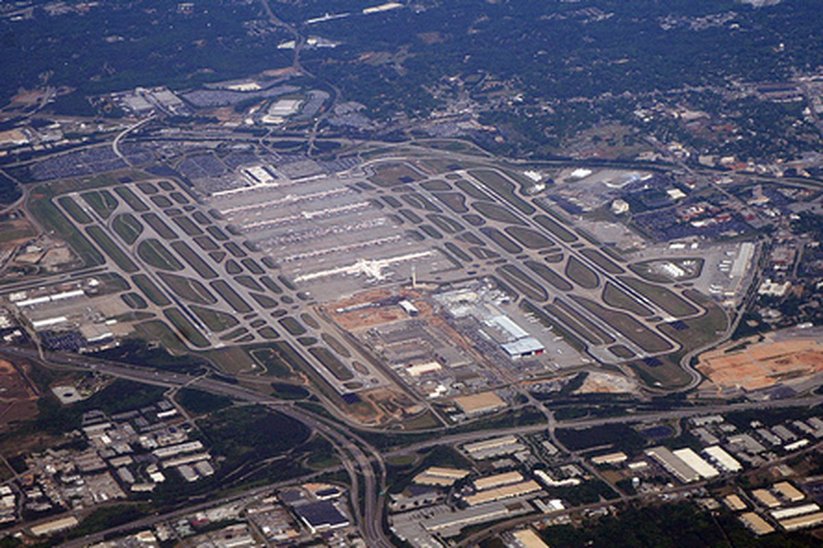 Well-known Where To Eat At Hartsfield-Jackson International Airport (ATL  QA87