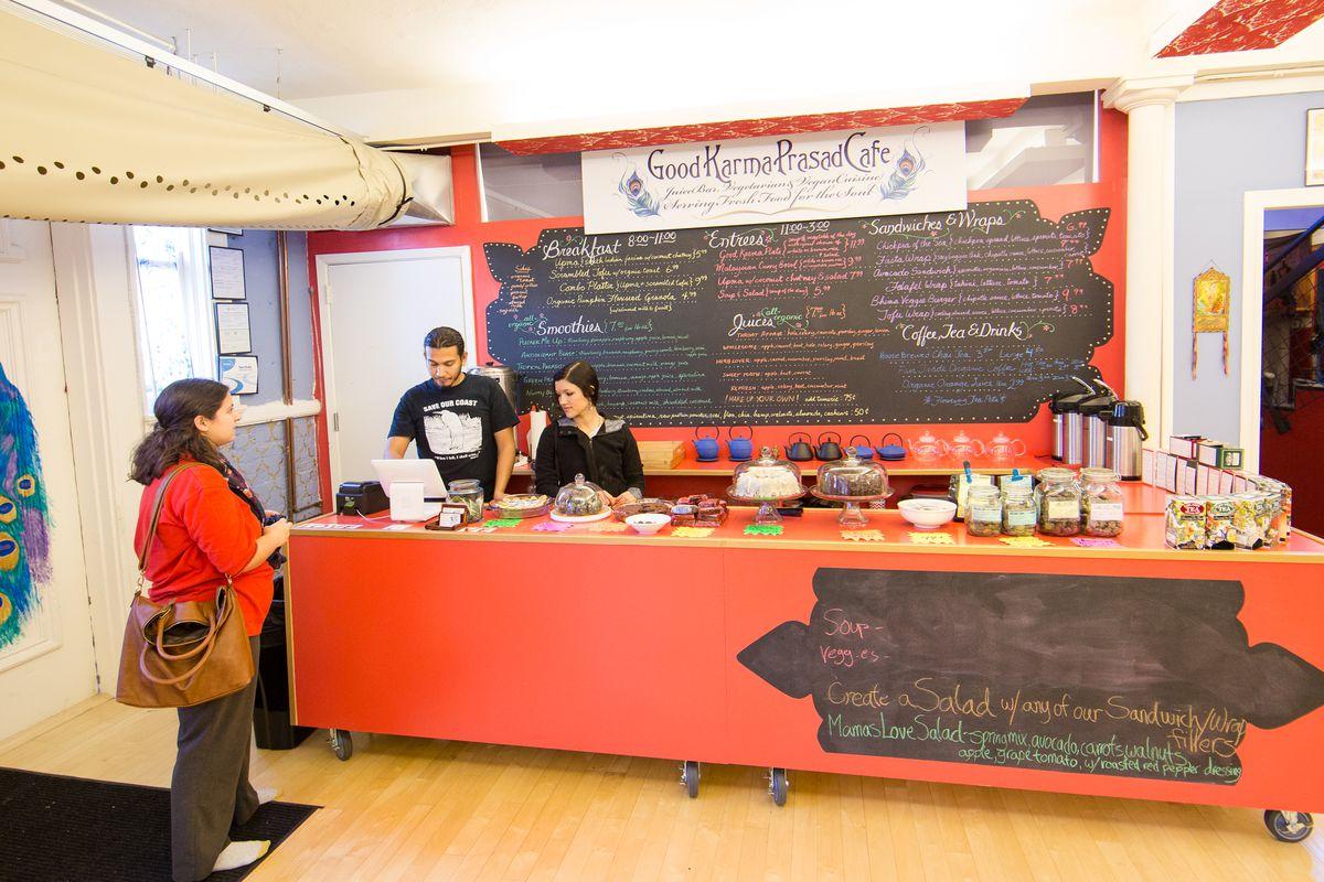 Good Karma Prasad Cafe