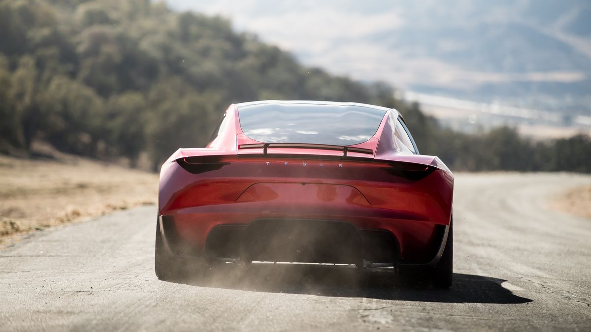 Tesla's new second-generation Roadster will be the quickest production car ever made