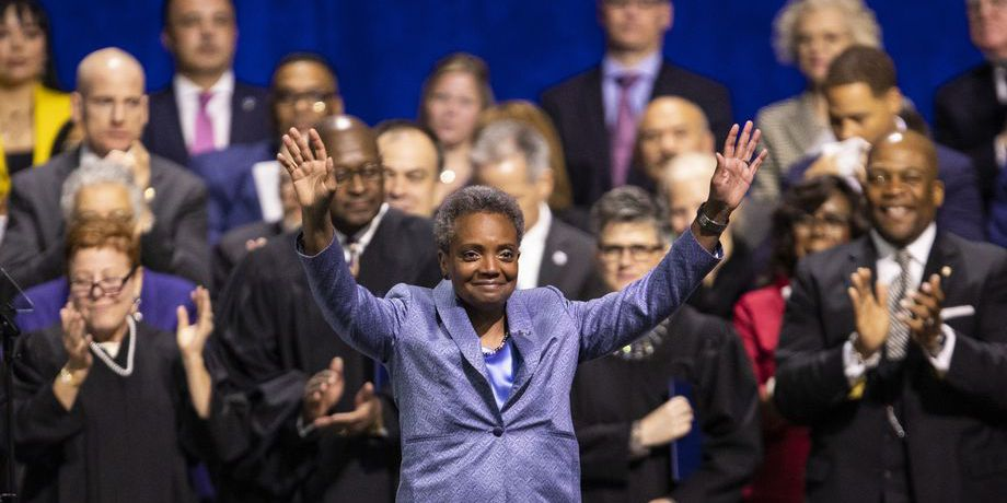 Mayor Lori Lightfoot, the change Chicago needs: Sun-Times letters  - Chicago Sun-Times