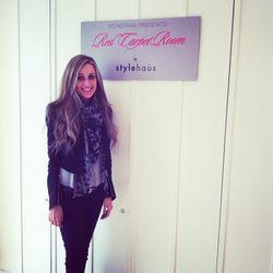 The lovely stylehaüs founder and CEO, Marina Monroe.