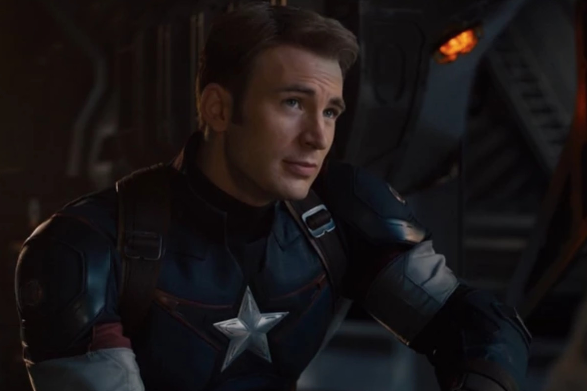 Chris Evans hints he may be done with Captain America after