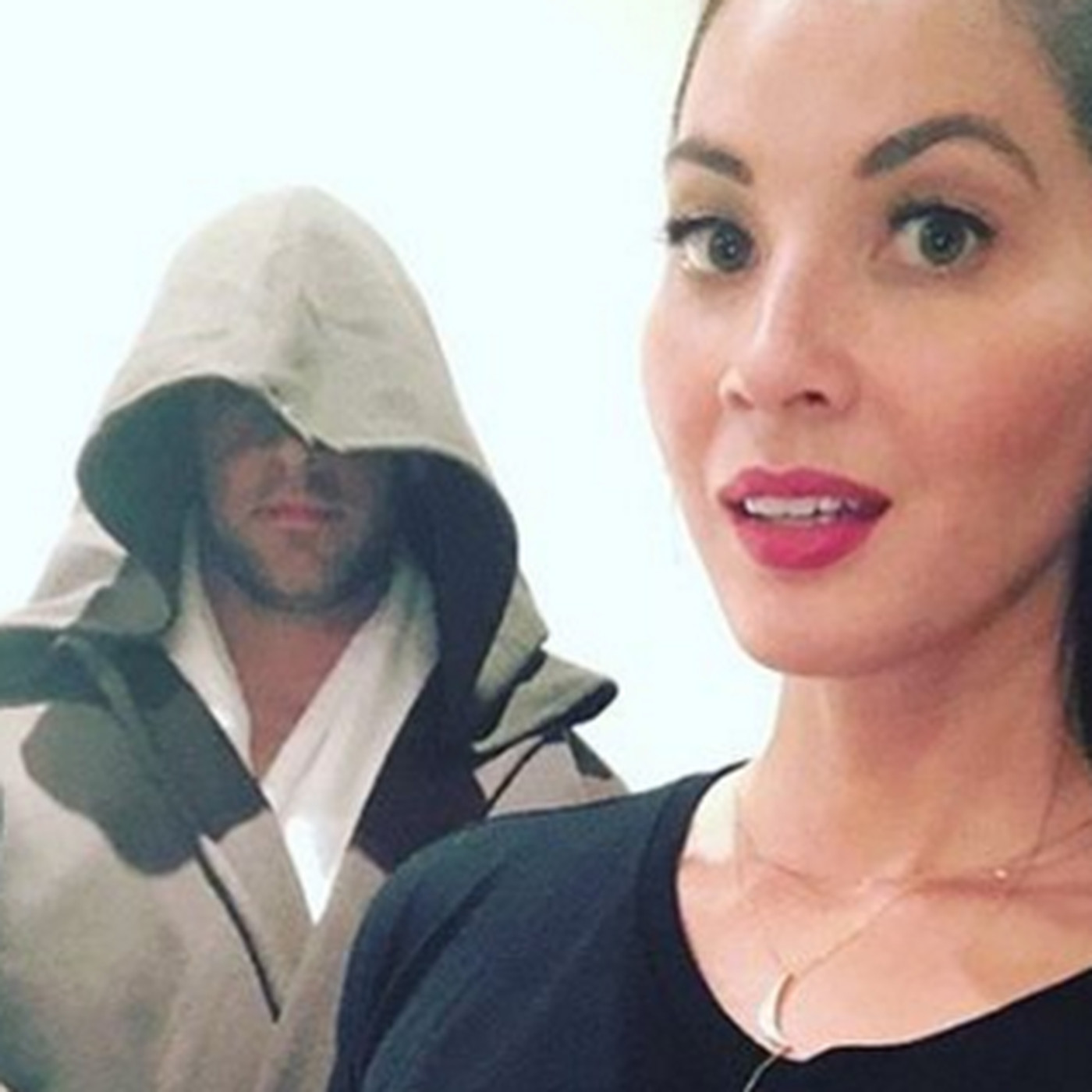 Aaron Rodgers Owns His Own Obi Wan Costume And Dresses Up For Olivia Munn Sbnation Com
