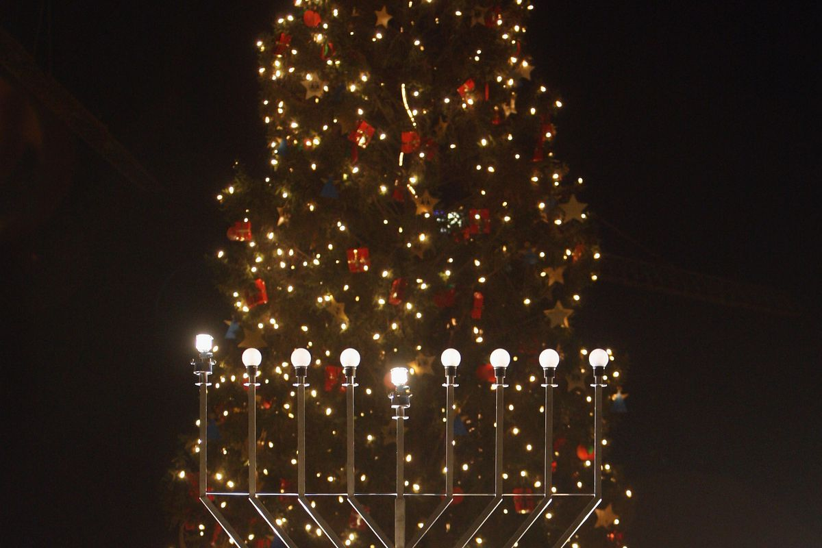 Stop trying to be Christmas, Hanukkah - SBNation.com