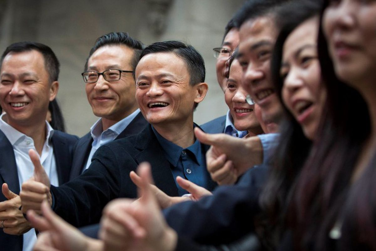 Why Alibaba Is Worth More Than Amazon, in Three Charts