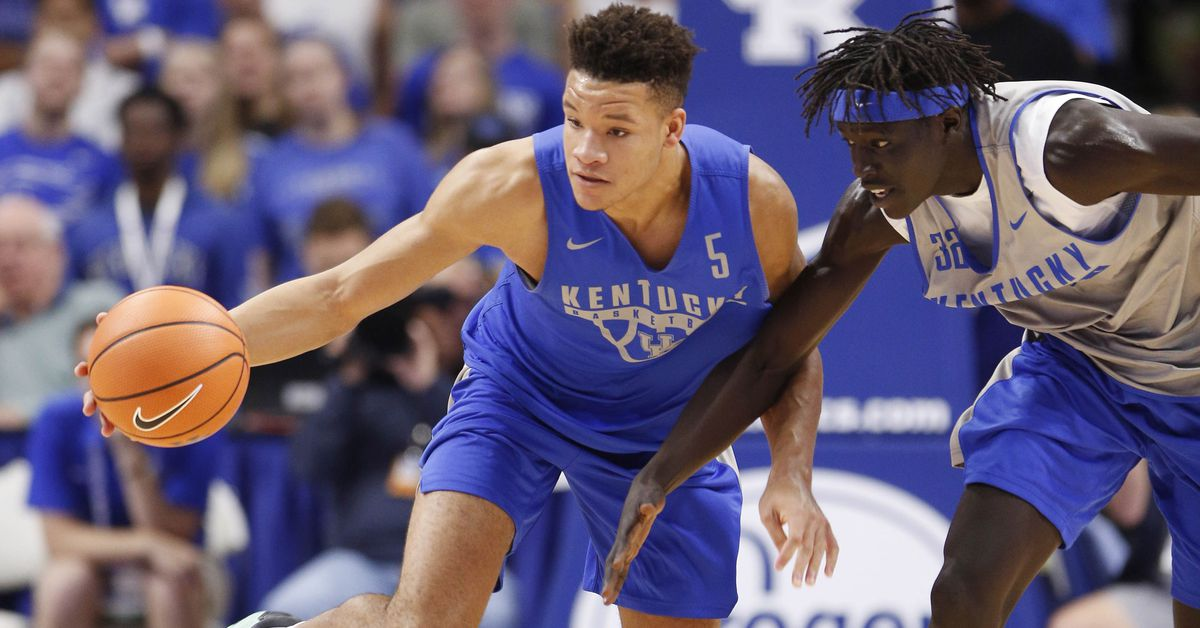 Kentucky Basketball Cracks Top 10 In Pair Of Preseason: Kentucky Basketball: A World Of Potential And Uncertainty