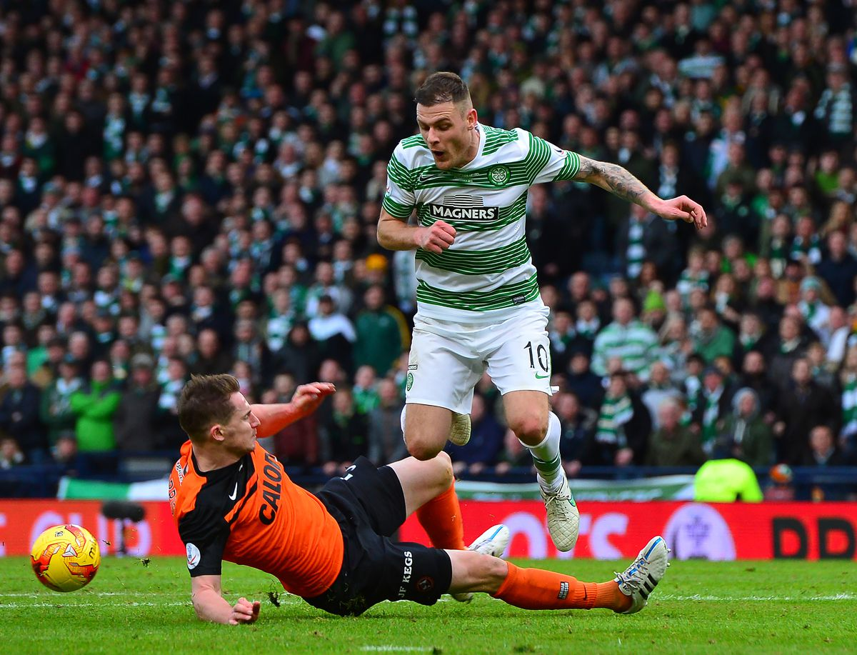 Dundee United v Celtic - Scottish League Cup Final