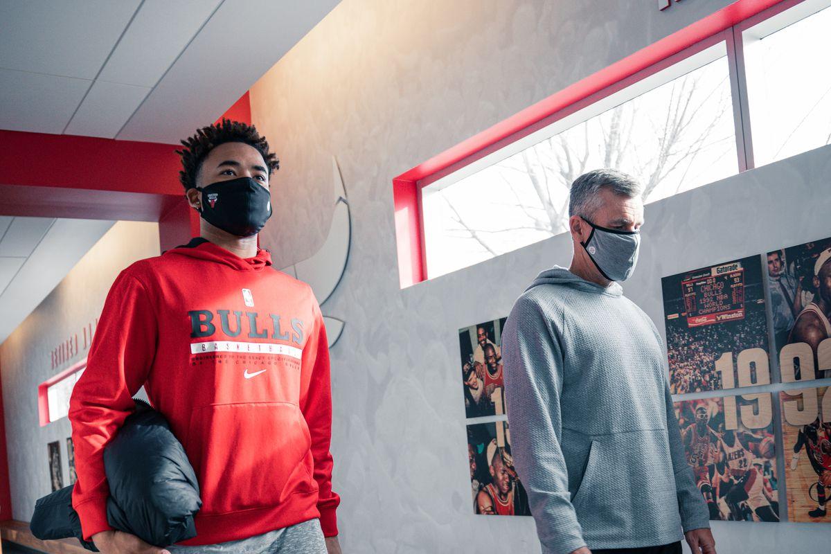 Chicago Bulls Introduce 2020 Draft Picks
