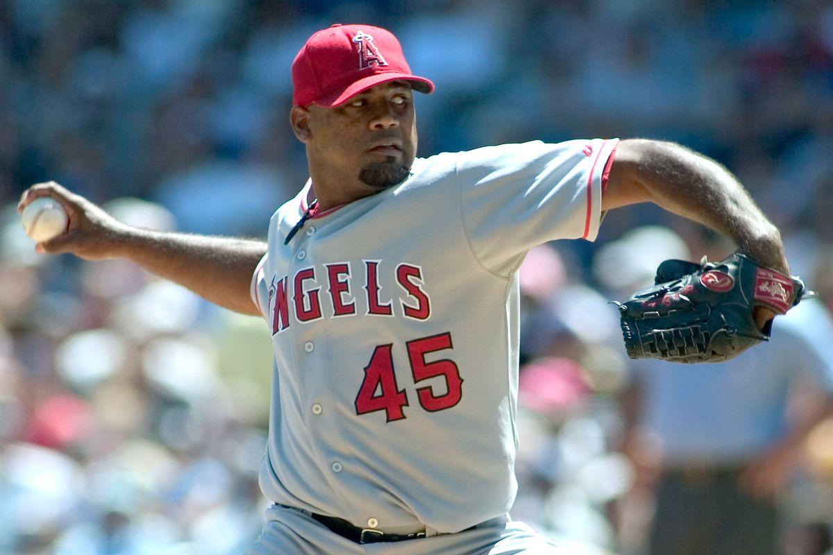 Angels v Yankees