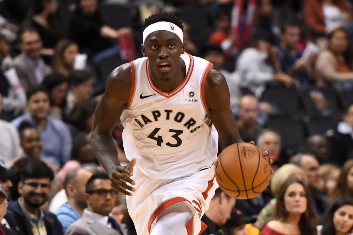 Image result for pAscal siakam usa today