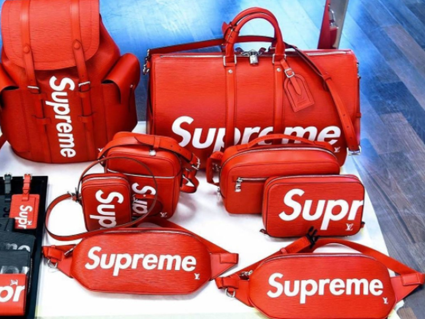Supreme Bag Lv