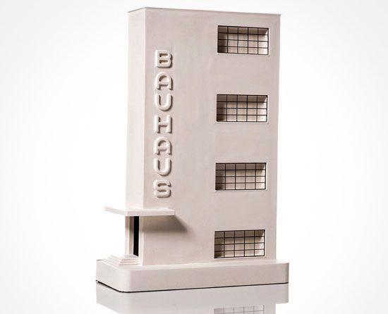 Mini Dessau building