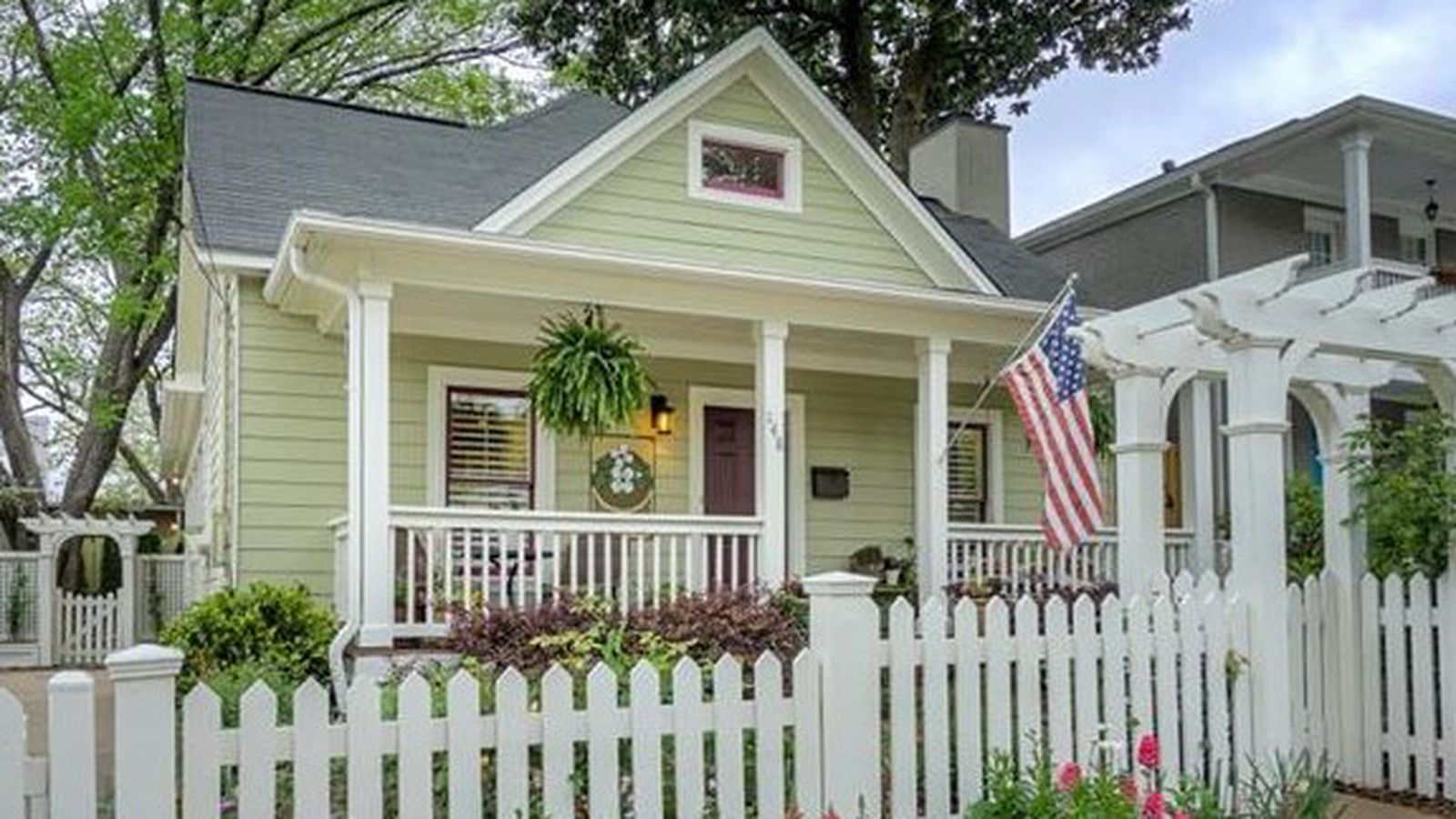 Picturesque Old Fourth Ward Cottage Hopes To Fetch 730K Curbed Atlanta