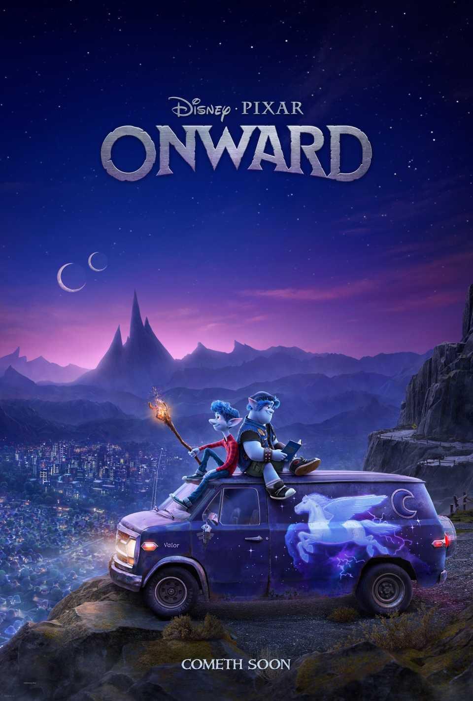 "It looks like Pixar is planning a movie marathon event ahead of the release of ""Onward."""