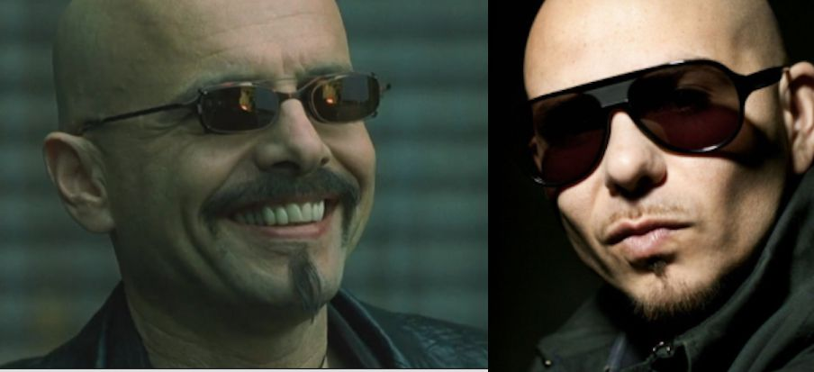 We Are Living Inside The Matrix And The Rapper Pitbull Is The Proof
